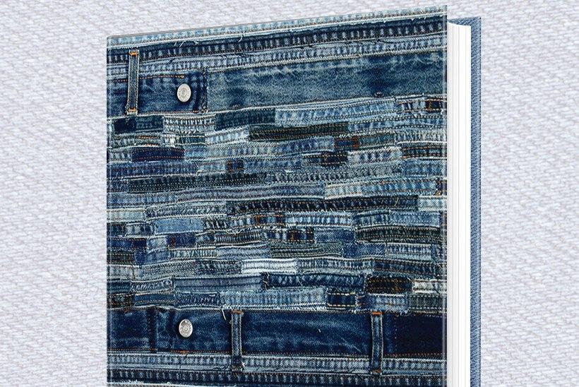 Käsitöömeister Marja Matiiseni imeline teksakunst: ka kõige väiksemad detailid on võimalik uuesti ära kasutada!