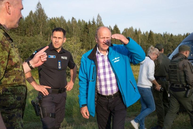 Siseminister Mart Helme: loome eraldiseisva piirivalve