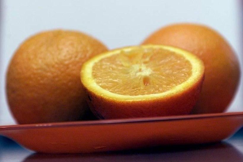 Soomlased ei soovi 104 000kilost apelsinilaadungit