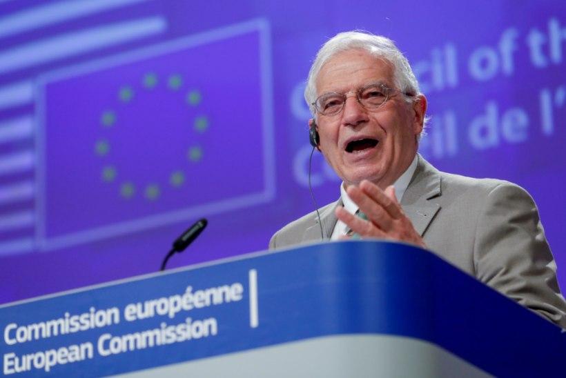 HIINA SURVE: Euroopa Liit avaldas valeinfo leviku kohta väidetavalt lahjendatud raporti