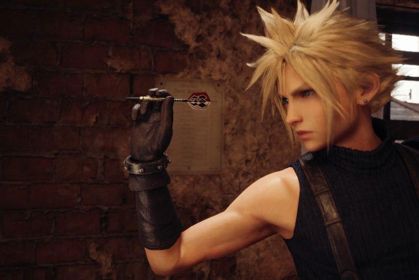 """""""Final Fantasy 7 Remake"""" on vähem kui nädala kaugusel, seniks heida pilk uhiuuele treilerile!"""