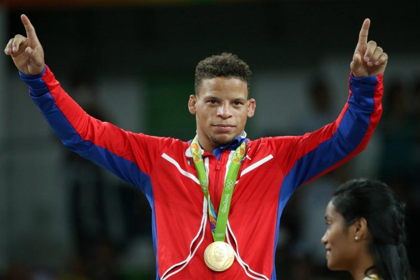 Rio de Janeiro olümpiavõitja viidi koroonaviiruse tõttu haiglasse