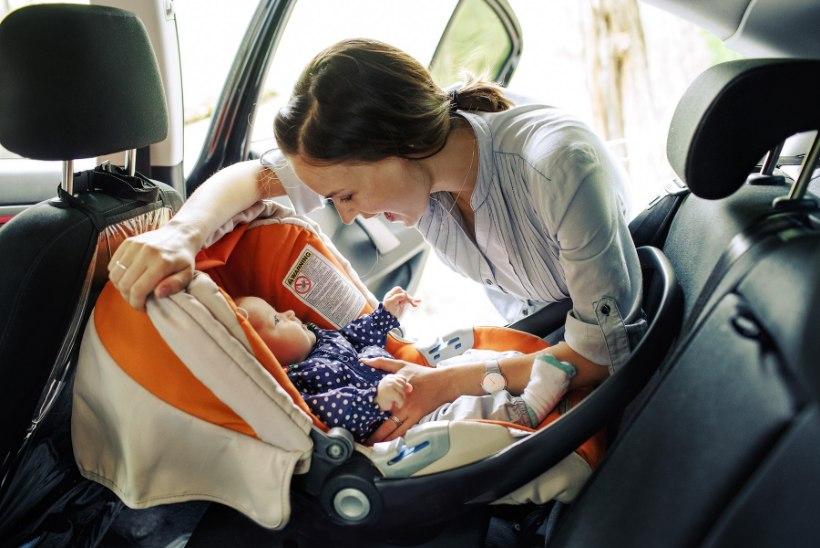 Lapse autosõit tuleb muuta turvaliseks