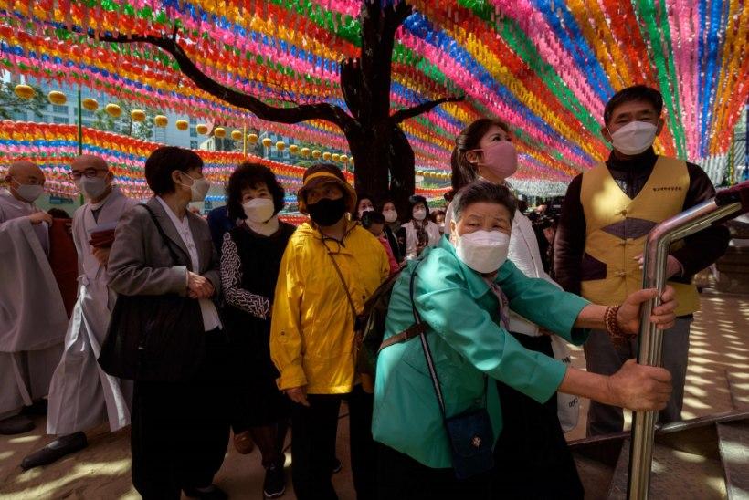 KOROONAVIIRUS MAAILMAS: üle 3,2 miljoni diagnoositud nakatunu, 228 000 surnut ja miljon tervenenut. Lõuna-Koreas mitte ühtegi uut haigestunut