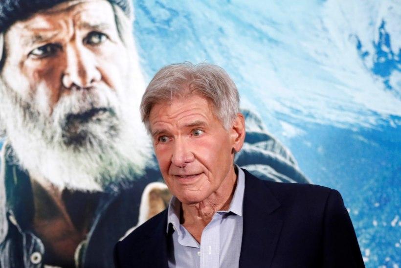 Harrison Ford võinuks lennuõnnetuse põhjustada