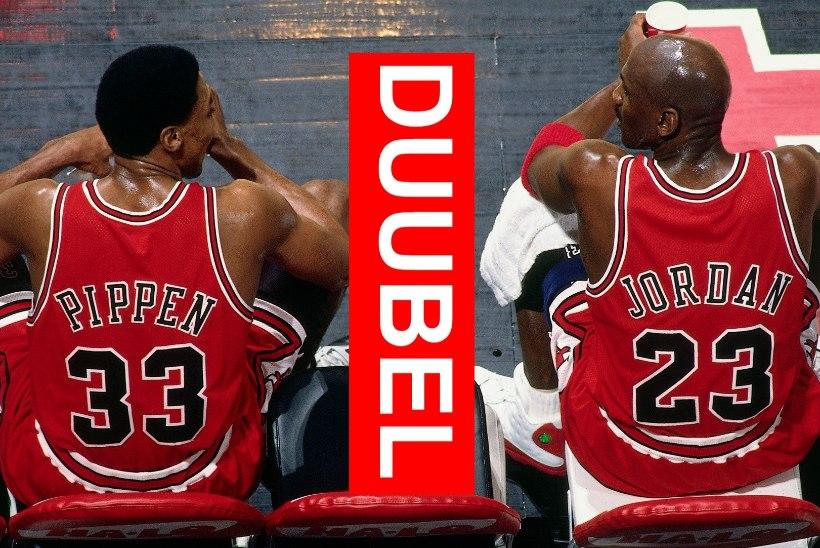 "FILMISAADE ""DUUBEL"" | Michael Jordan – maailma parim korvpallur?"