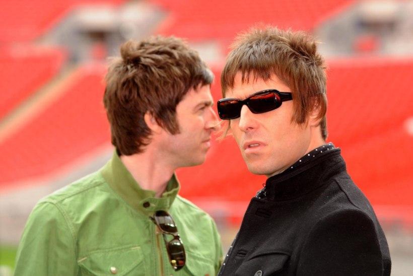 Noel Gallagher avaldas varem ilmumata Oasise laulu, Liam tõstis lärmi