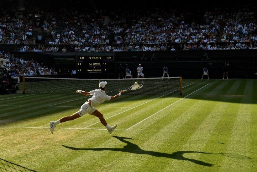 SPORDIMAAILMA IGOR MANGID? Wimbledoni tenniseturniiri korraldajad olid viirusepuhangu vastu kindlustatud ja saavad võimsa hüvitise