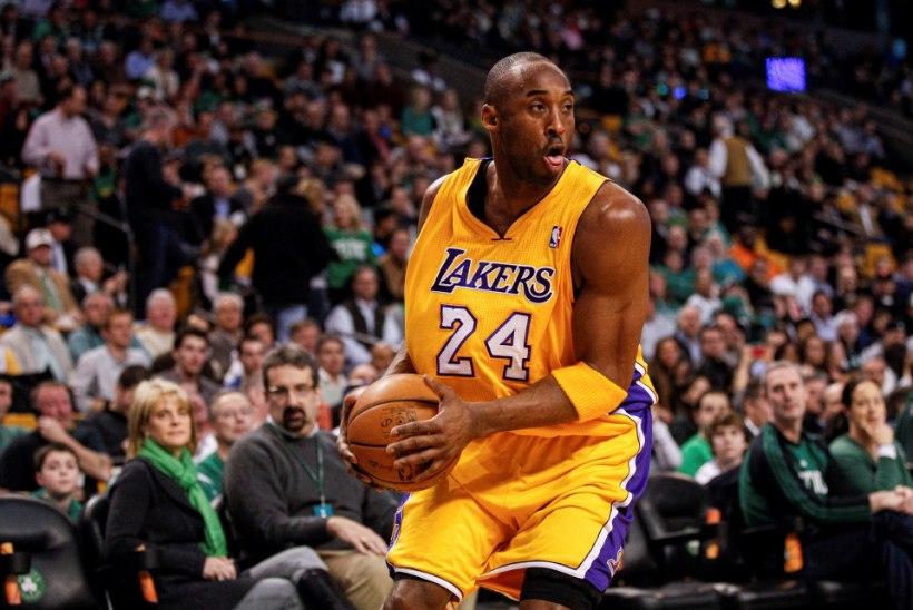 Kobe Bryant nimetati postuumselt korvpalli Kuulsuste Halli