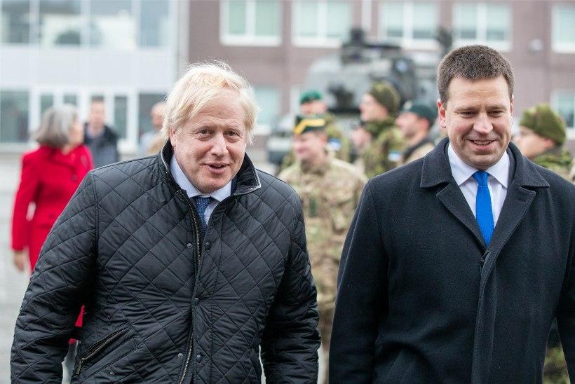 Briti peaminister Boris Johnson viibib koroonaviiruse tõttu haiglas