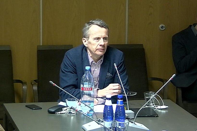 Riigikoguriigieelarve kontrolli erikomisjon arutas valitsuse katset kriisis majandust päästa