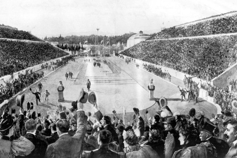 Torm nurjas medalilootused: kuidas meie esimesest olümpiasportlasest sai hoopis Eesti esimene olümpiaturist
