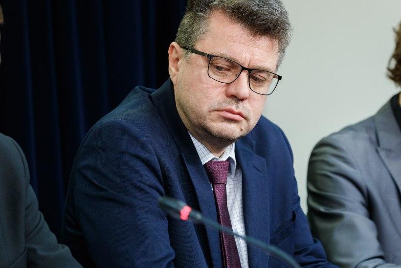 Minister Reinsalu väliskomisjonile: peame ilmselt eriolukorda kuu võrra pikendama