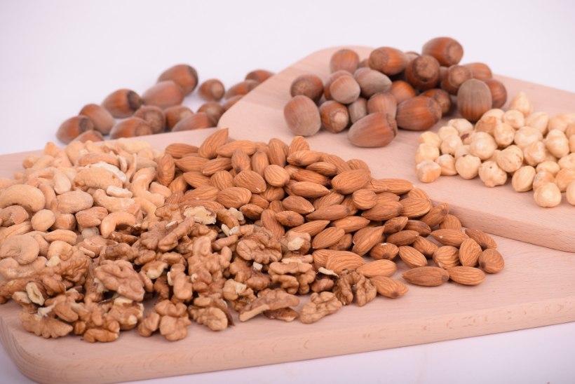 SALARELVAD KÖÖGIKAPIS: kuus toitu, mis aitavad tervist tugevdada