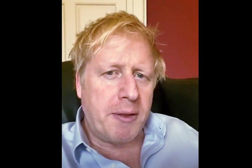 Intensiivravil viibiv Boris Johnson pole hingamisaparaadi abi vajanud