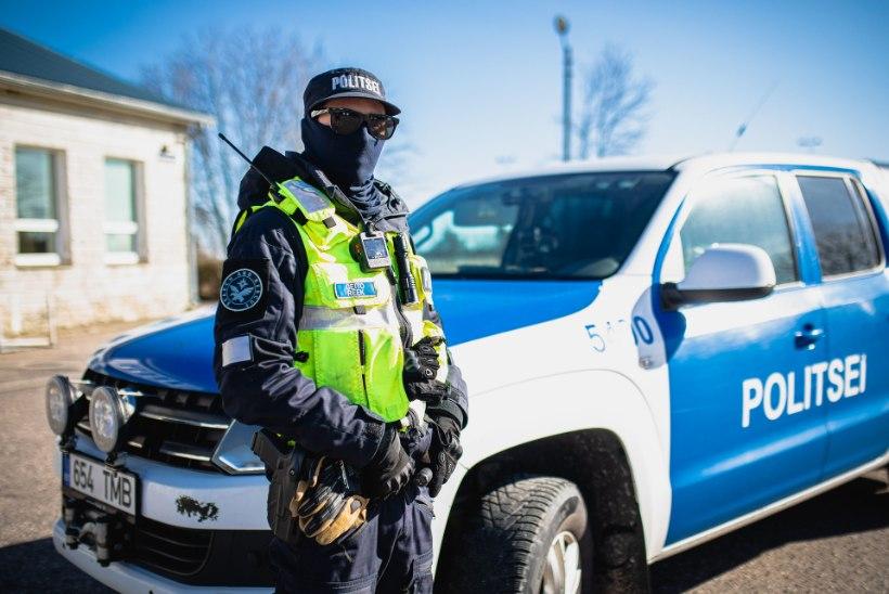 500 politseinikku istuvad kodus: ainus ülesanne püsida terved