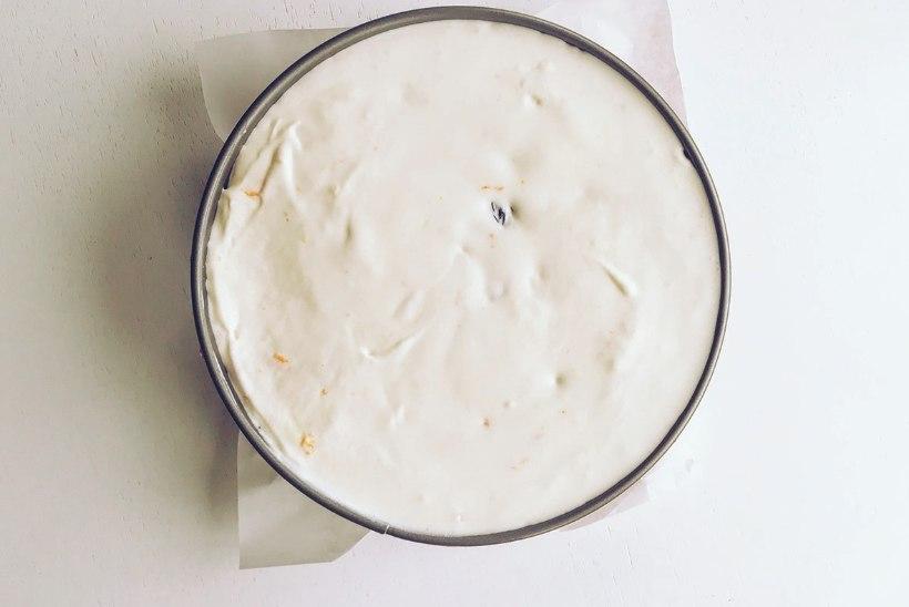 SAMM-SAMMULT | Pasha moodi kohupiima-jäätisetort