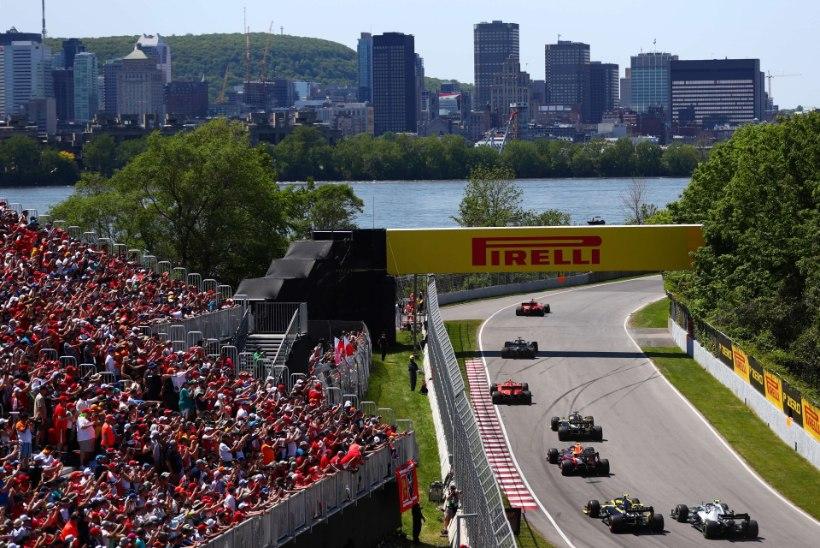 F1 hooaja algus lükkus veelgi kaugemasse tulevikku