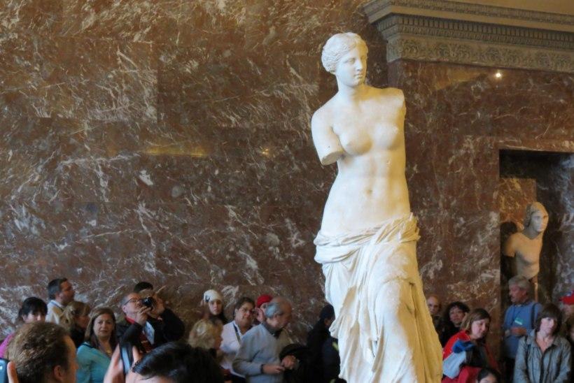 MINEVIKUHETK | 8. aprill: Milose saarelt leiti kuulus antiikaja skulptuur
