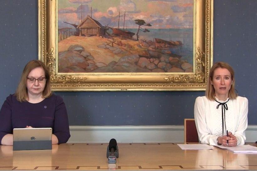 VIDEO   Reformierakond esitab oma lisaeelarve ettepanekud