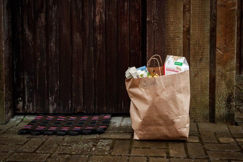 SUUR ÜLEVAADE: kust saab tellida toidukaupa koju?