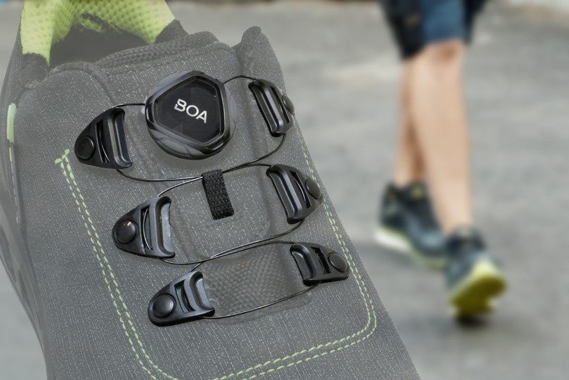 Boa® kinnitussüsteem – kindel eelistus jalatsivalikul