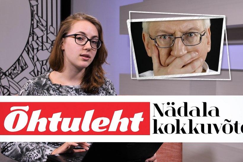 NÄDALA KOKKUVÕTE | Tervishoius oli esimene koroonasurm ja Linnar Priimägi skandaalne intervjuu tekitas pahameelt