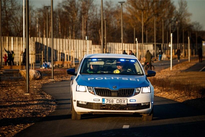 VIDEO | Politsei otsib Lasnamäel juhtunud liiklusõnnetuse tunnistajaid