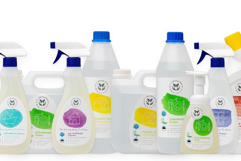 SOODUSPAKKUMISED | Hoia ennast, kodu ja keskkonda – proovi kodumaiseid BioMinerata puhastusvahendeid!