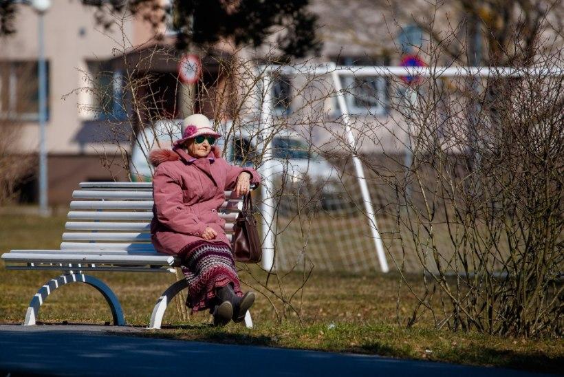 ILM HEA, TUJU HEA: päikseline kevad on muutnud inimesed tuleviku suhtes optimistlikumaks