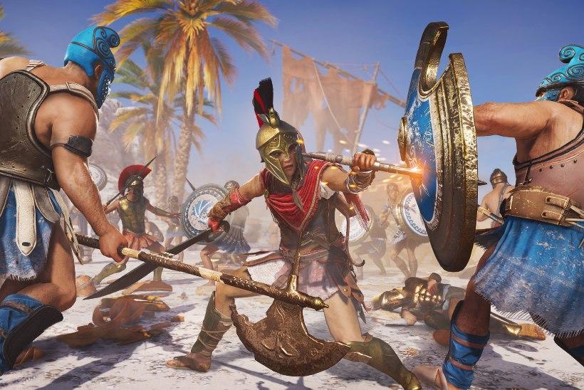 """Steamis on suur """"Assassin's Creed"""" seeria allahindlus, et tähistada uut mängu, mis Steami ei jõua"""