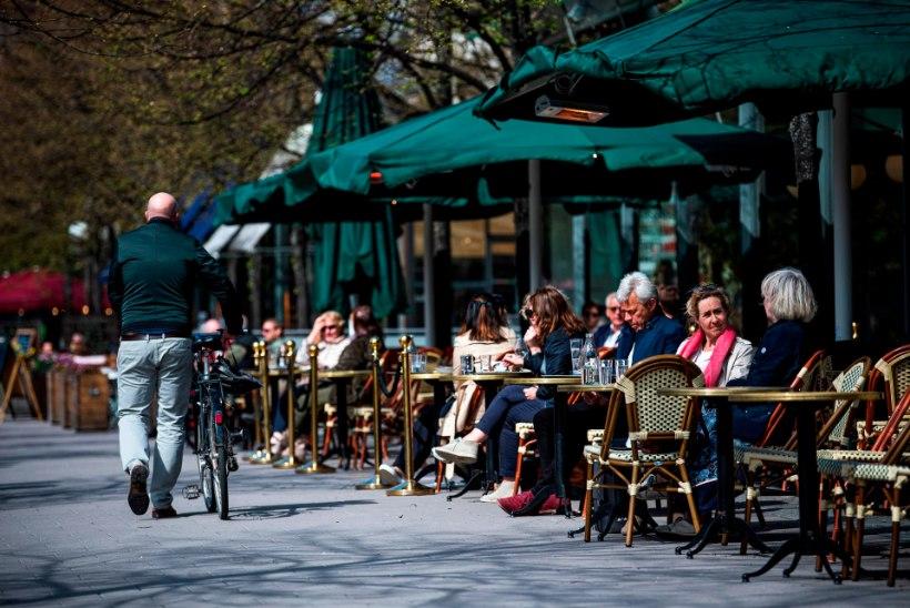 Teadlane: kuu aja pärast saavutab Rootsi massiimmuunsuse