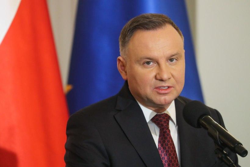 Presidendivalimised peeti Poolas ilma hääletajateta
