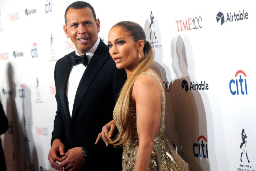 """USA sporditähe pulmaöö lükkus edasi! Jennifer Lopez: """"Mu süda on veidi murdunud."""""""