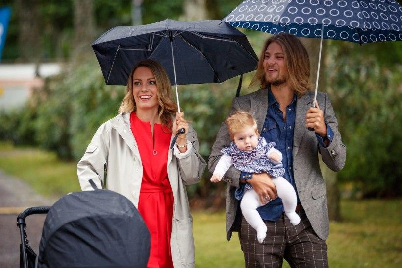 Õnne! Daniel Levi ja tema abikaasa Eleri said teise tütre!