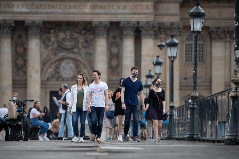 Isegi Prantsusmaal pole armastusest piirangute vastu abi