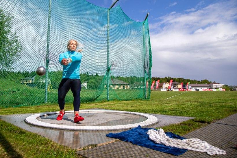 ÕL EKSKLUSIIV | Soomes treeniv Eesti vasaraheite eksrekordiomanik: minu meelest on sportlase elu paljuski karantiiniga sarnane