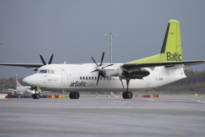 Air Baltic lükkas Balti lendude taasalustamise edasi