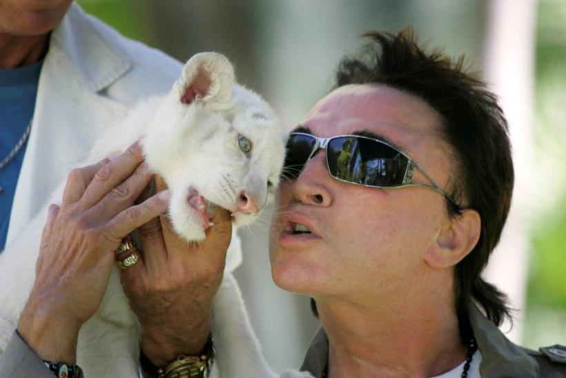 Koroonaviirus tappis maailmakuulsa illusionisti Roy Horni