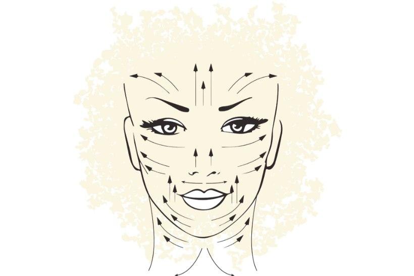 Appi, kortsud! Massaažirullik aitab naha klaariks siluda