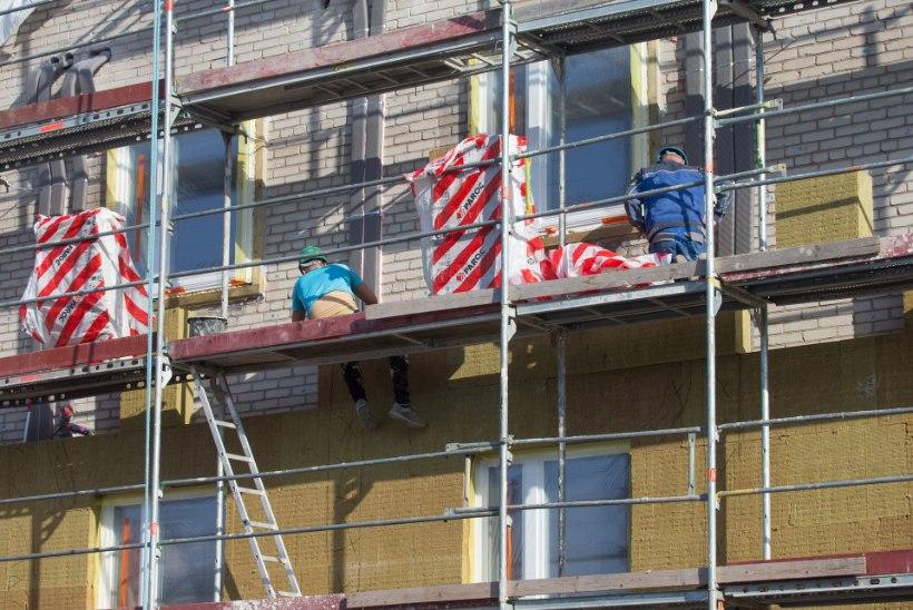 Kortermajade rekonstrueerimistoetust jagatakse uutel alustel