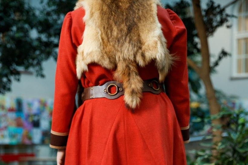 VAATAME AJAS TAGASI: viikingiaja rõivaste lummuses