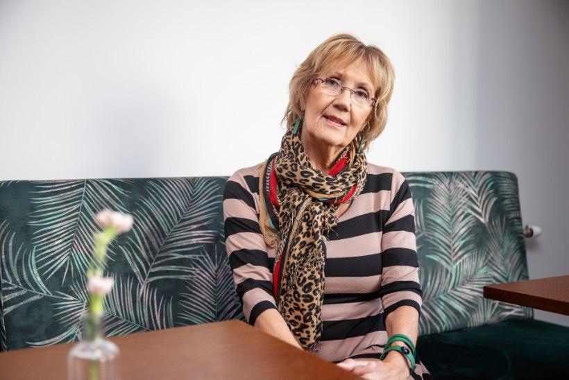 KOLUMN | Reet Linna: mulle meeldib poemüüjaga suhelda!