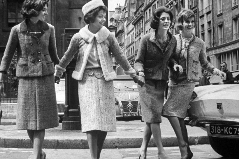 Kuidas naised meestelt ülikonna üle võtsid
