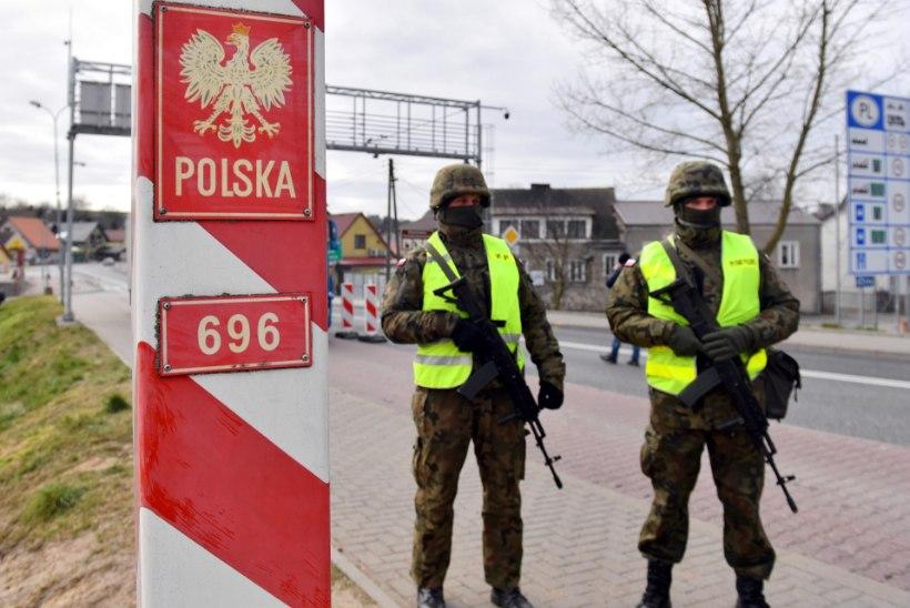 Neli tadžikki üritas Poolas terrorivõrgustikku moodustada