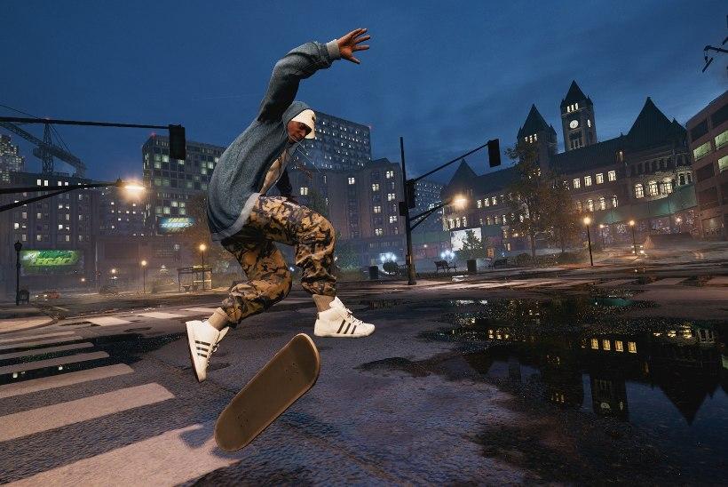 """NOSTALGIAPOMM! Legendaarsed PlayStationi mängud """"Tony Hawk's Pro Skater 1 & 2"""" saavad särava uusversiooni"""