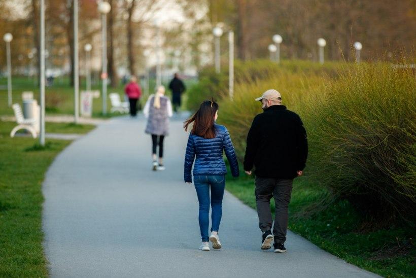 Teadlaste seireuuring näitab, et koroonaviiruse levik on Eestis mitmendat nädalat jätkuvalt madal