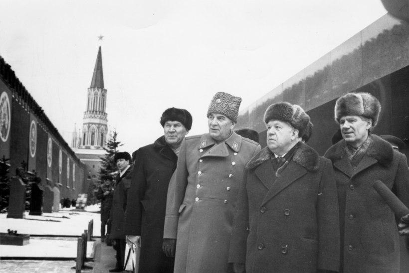 Eesti NSV endine KGB juht Karl Kortelainen maeti Moskvas päev enne võidupüha