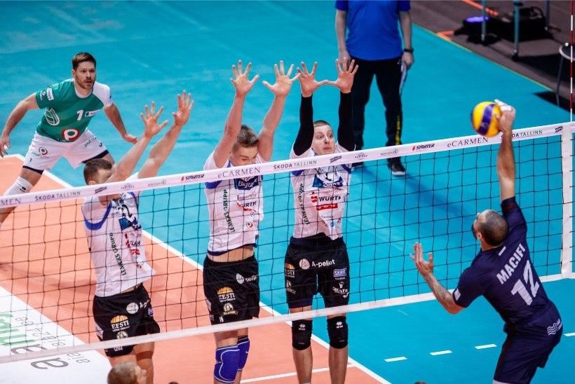 Koroonakriis hirmutas põhjanaabrid ära: Soome võrkpalliklubid Balti liigaga ei ühine