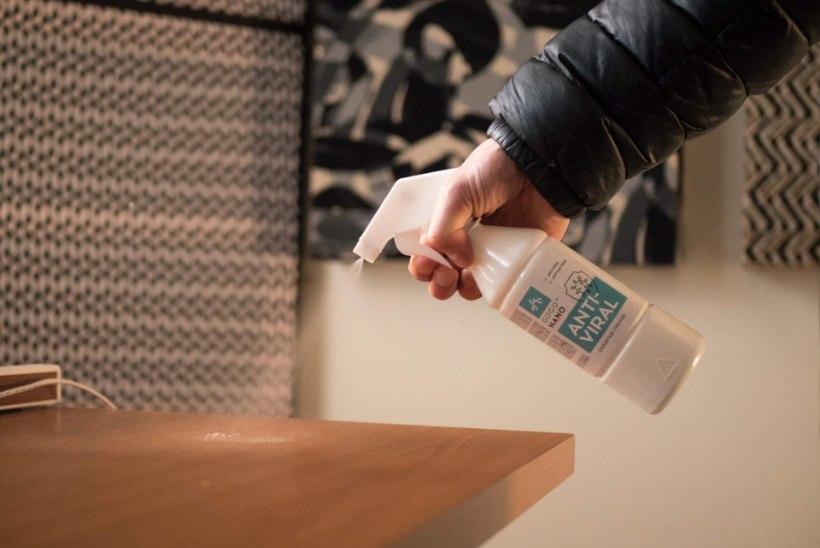 5 olulist põhjust, miks piimhape on desinfitseerimiseks parem kui tavalised vahendid